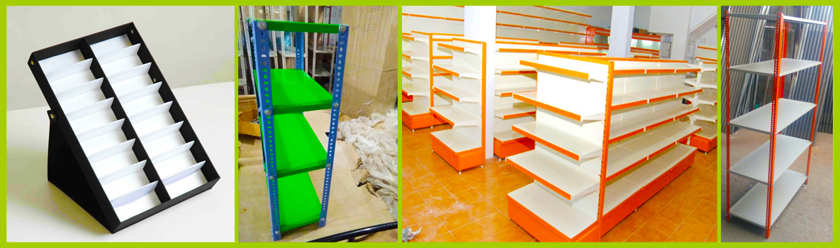 display racks manufacturers in gurgaon
