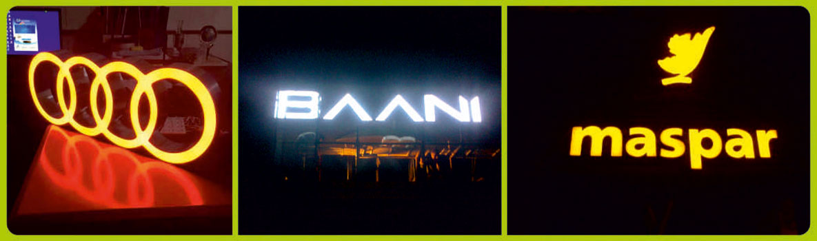 Signage Company in gurgaon Delhi | glow sign board manufacturers in