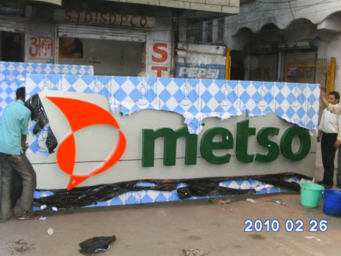 Best Acrylic letter signage maker in gurgaon
