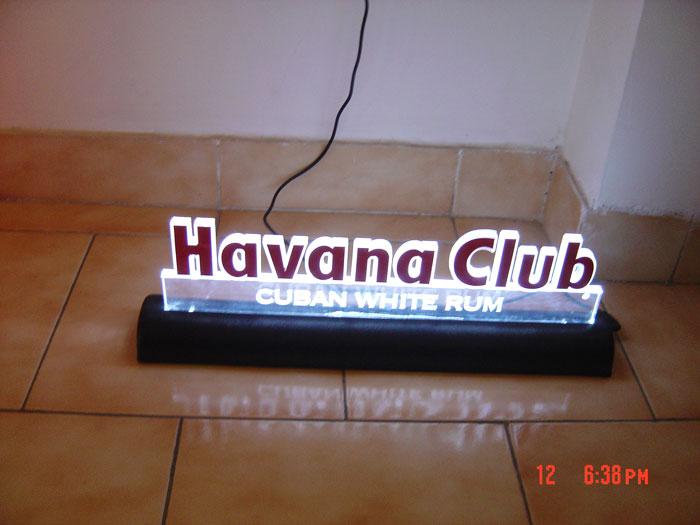 how to make a plexiglass led sign