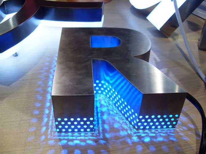 Led Signage In Gurgaon Delhi 3d Led Signage In Gurgaon