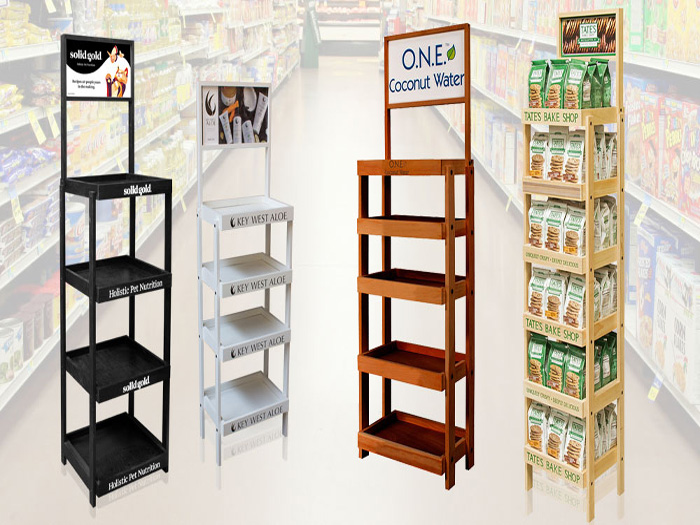 mall display racks manufacturers in gurgaon